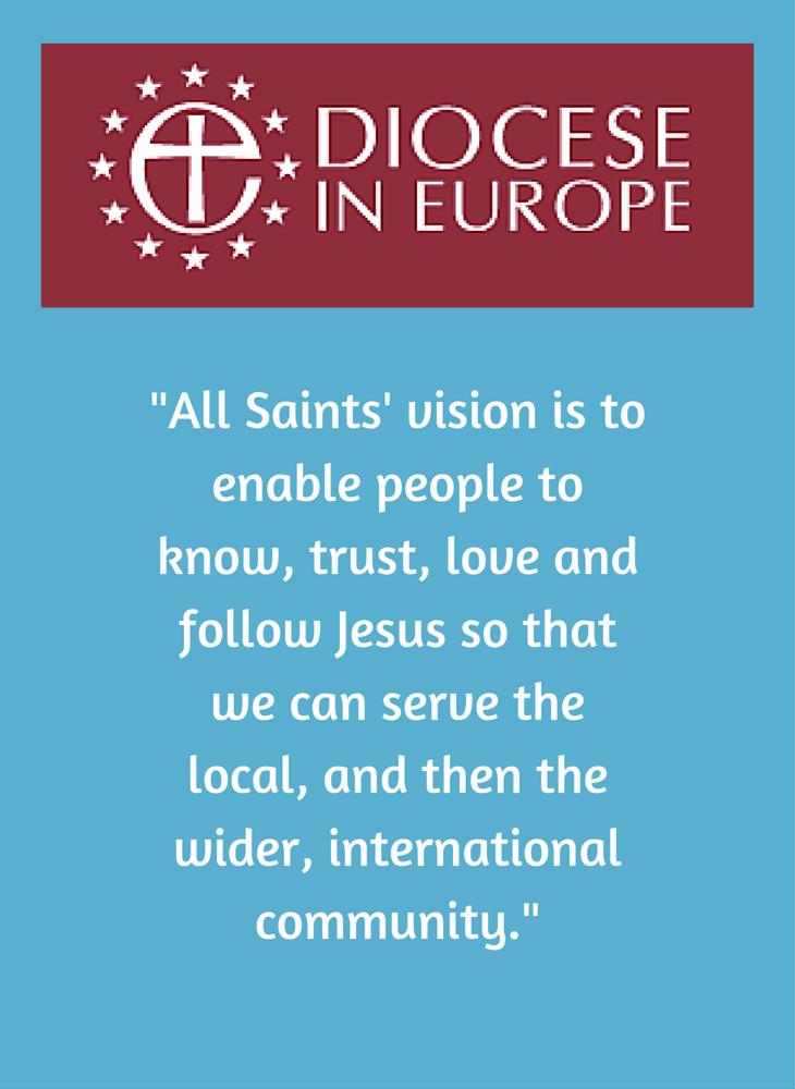 International Anglican English speaking church Maastricht